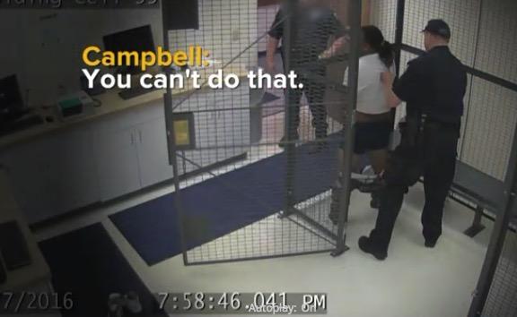 Michigan Cop Denied Qualified Immunity for Fingering Mans